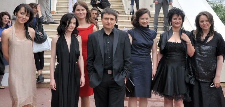 Cast Dupa Dealuri in Cannes 2012