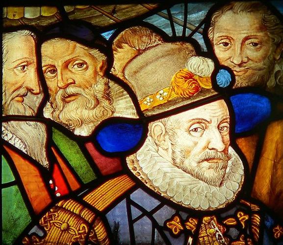 Willem van Oranje, het ontzet van Leiden