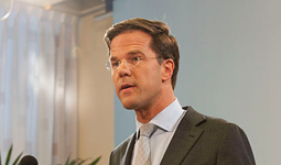 Mark Rutte, foto: Michelle Muus