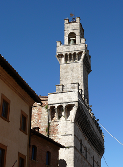 Montepuciano, Italy