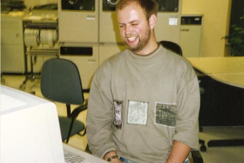 Een half leven achter de computer