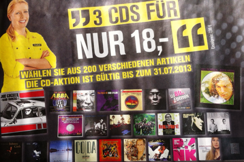 Waarom de Free Record Shop in Duitsland niet failliet zou zijn gegaan