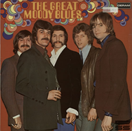 the Great Moody Blues